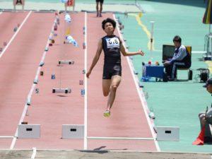 走り幅跳び選手―今まで味わったことがない身体の感覚に出会えて、いつの間にか上半の力みが少なくなりオリンピック出場に向けて大きな飛躍ができそうな予感
